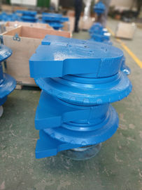 China Heavy Duty Double Disc Cutter For Herrenknecht , Robbins , Mitsubishi factory