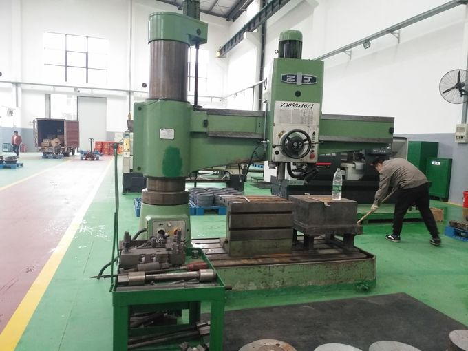 Q35B 42GrMo H13 Boring Machine Cutter For Road Subway Tunnel Construcation
