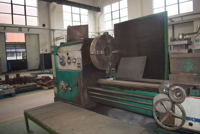 TBM Tunneling Double Disc Cutter / 42CrMo Twin Boring Machine Cutter